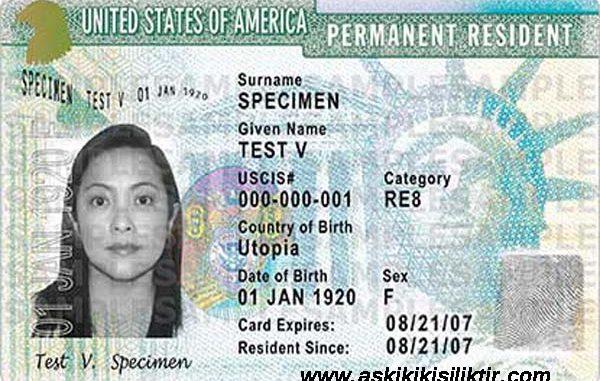 greencard başvurusu yapma, greencard başvurusu nasıl yapılır, greencard ne işe yarar