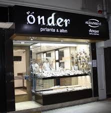 butik mücevherci, butik mücevher mağazası