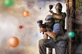 paintball stratejileri, paintball oynama sahası, paintball mekanları