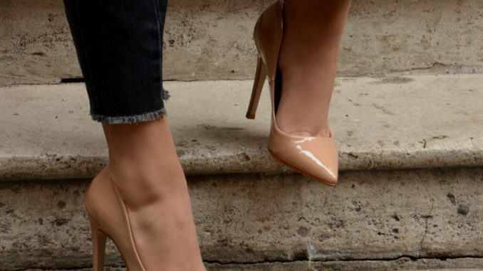 stilletto modası, kadın stilletto ayakkabı, kadın ayakkabı modası